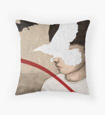 Kafka on the shore conceptual imagery Throw Pillow