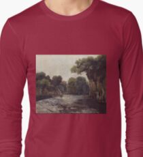 Gustave Courbet - The Weir At The Mill 1866 T-Shirt