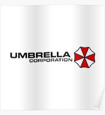 Umbrella Corporation Poster