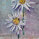 A Couple of Daisies by FrancesArt