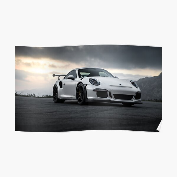GT3 RS Poster