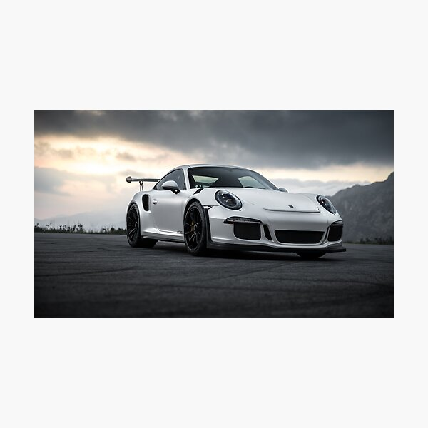 GT3 RS  Photographic Print