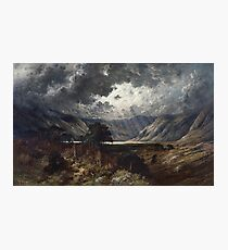 Gustave Dore - Loch Lomond Photographic Print