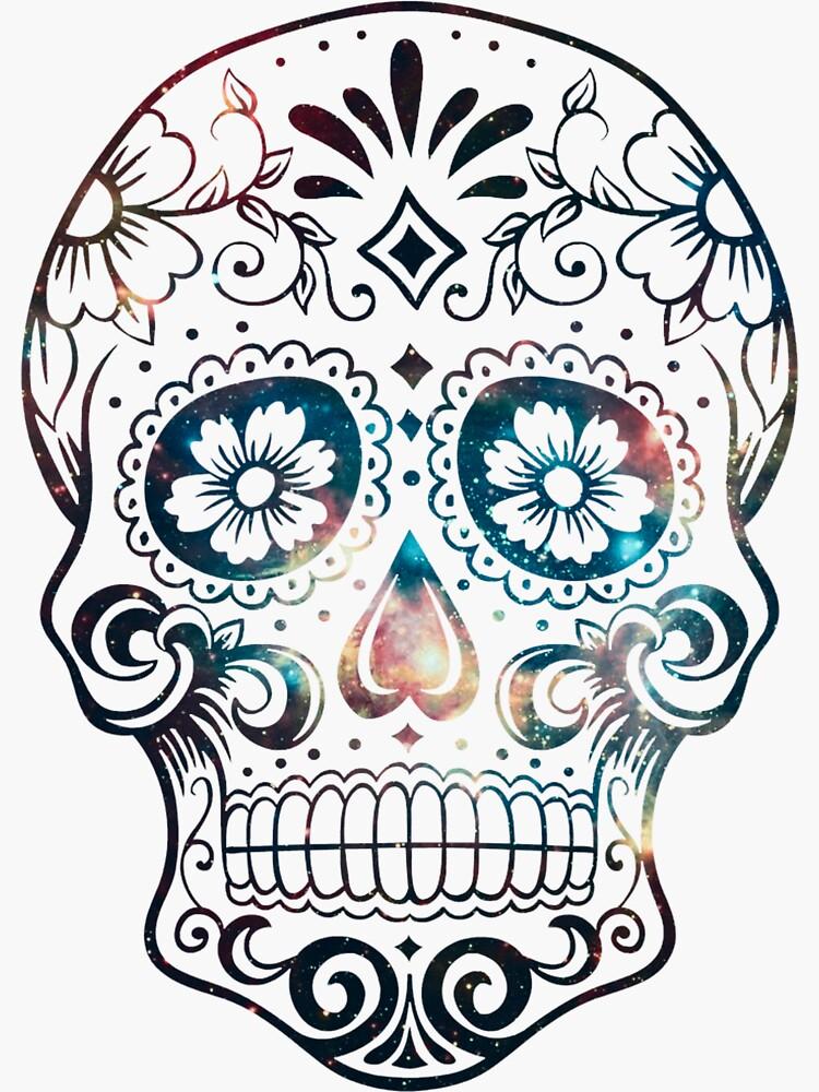 Sugar Skull v1 by EvaMSart