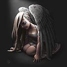 Fallen Angel by KristyDalman