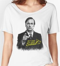Better Call Saul B&W Women's Relaxed Fit T-Shirt