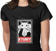 Obey Kyubey Womens Fitted T-Shirt