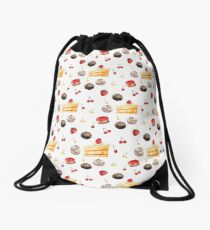 sweets Drawstring Bag