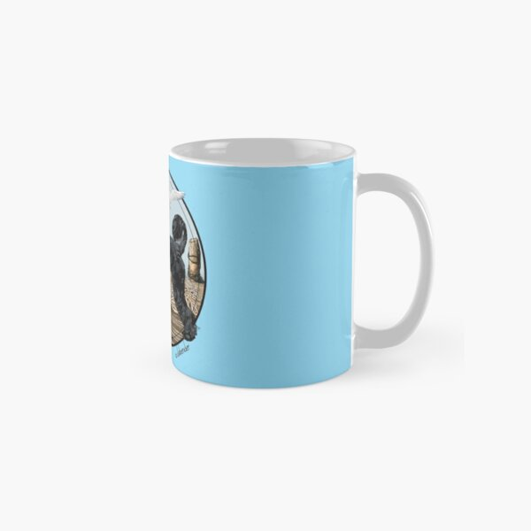 DOCK DOG   Classic Mug