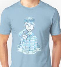 Spring Child Unisex T-Shirt