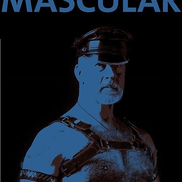 Mr. GNI Leather 2016 | Blue by MASCULAR