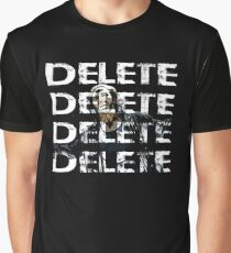 Matt Hardy Delete Graphic T-Shirt