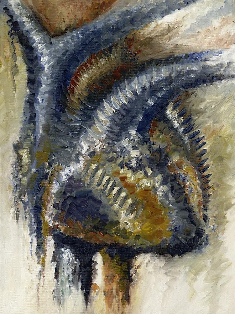 Sanglant Bleu by John Houle