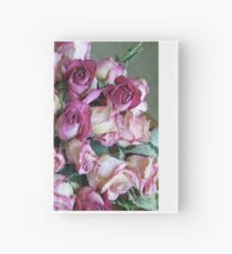 Old Pink Hardcover Journal