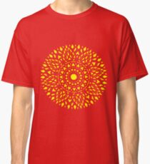 Flower Design Classic T-Shirt