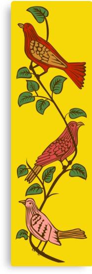 Birds by Danielle Kerese