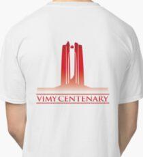 Vimy Centenary Flag Transition Classic T-Shirt