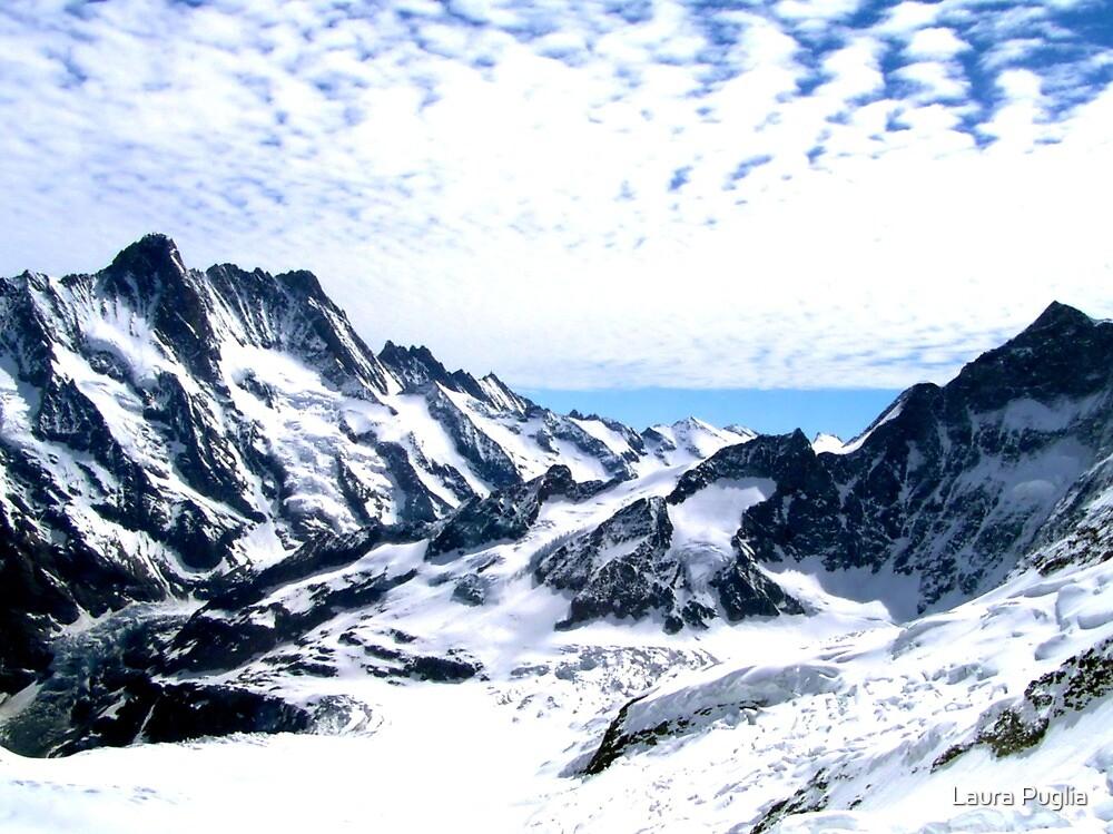 Aletsch Glacier, Switzerland, 2004 by Laura Puglia