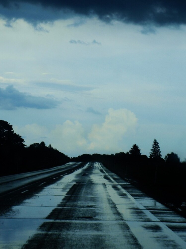 It Rained All Night by annemaris