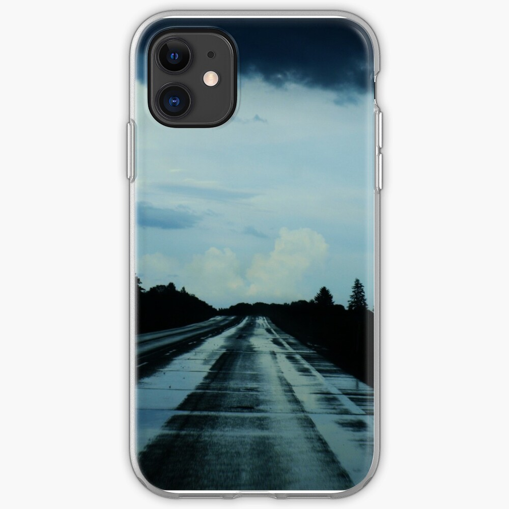 It Rained All Night iPhone Case & Cover