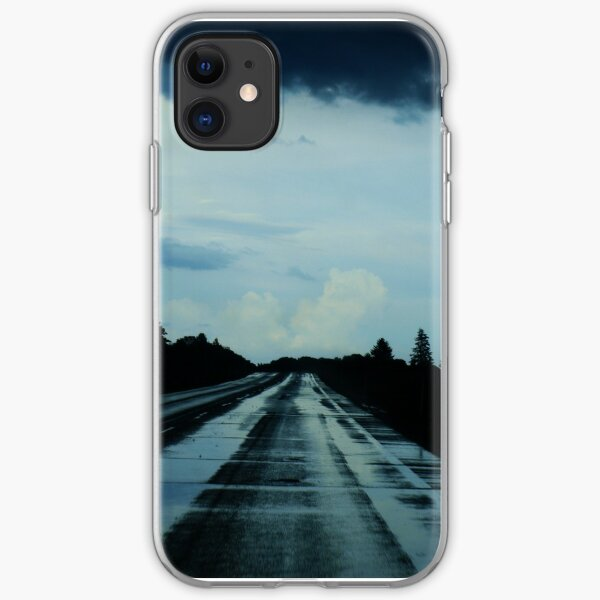 It Rained All Night iPhone Soft Case