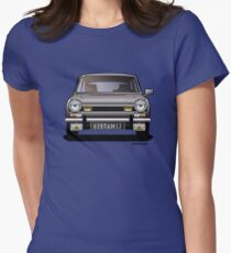 Simca 1100 TI Womens Fitted T-Shirt