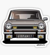 Simca 1100 TI Sticker