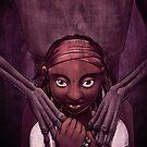 « Here be Voodoo : The Undead Gardian » par Valériane Duvivier