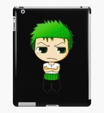 Chibi Zoro iPad Case/Skin