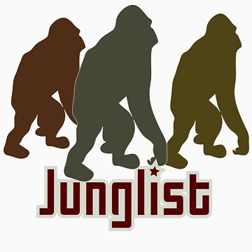 Junglist by posthumous