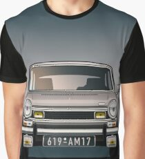 Simca 1100 TI Graphic T-Shirt