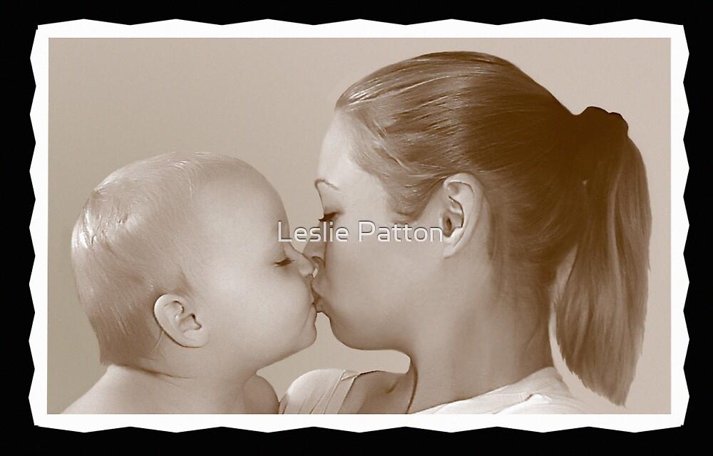 kisses by Leslie Patton