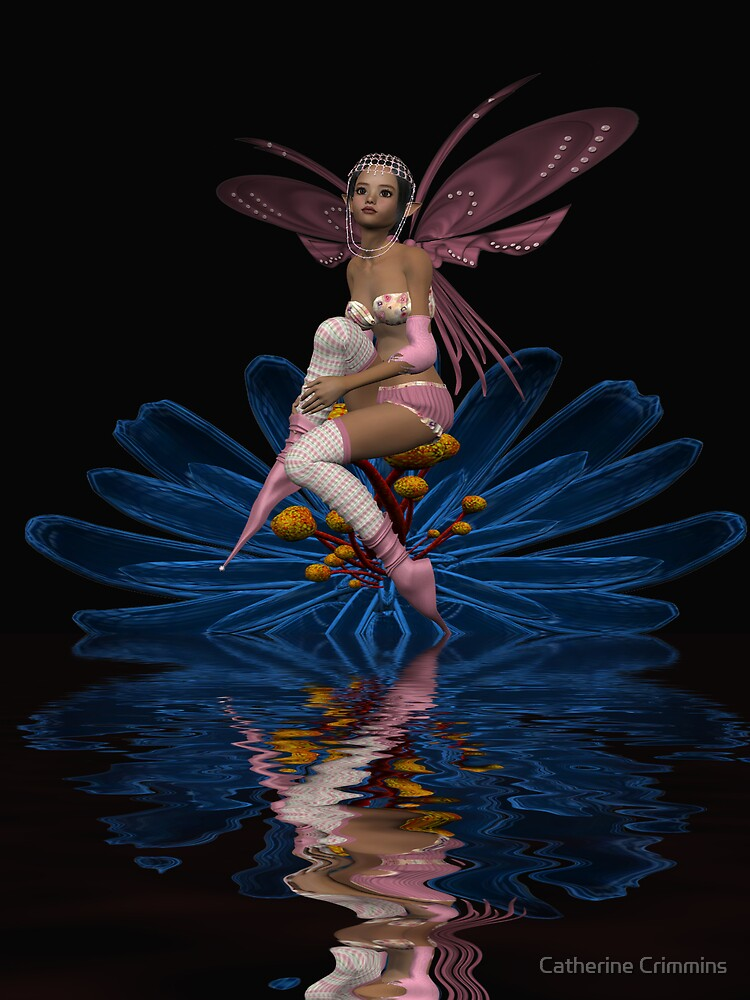 Water Fairy 2 by Catherine Crimmins
