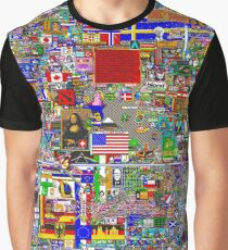 Place Graphic T-Shirt
