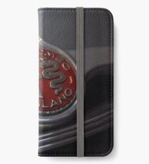 Alfa iPhone Wallet/Case/Skin