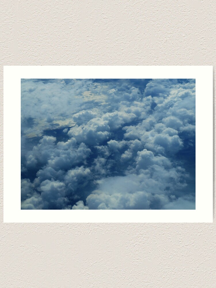 Alternate view of The Sky Above Art Print