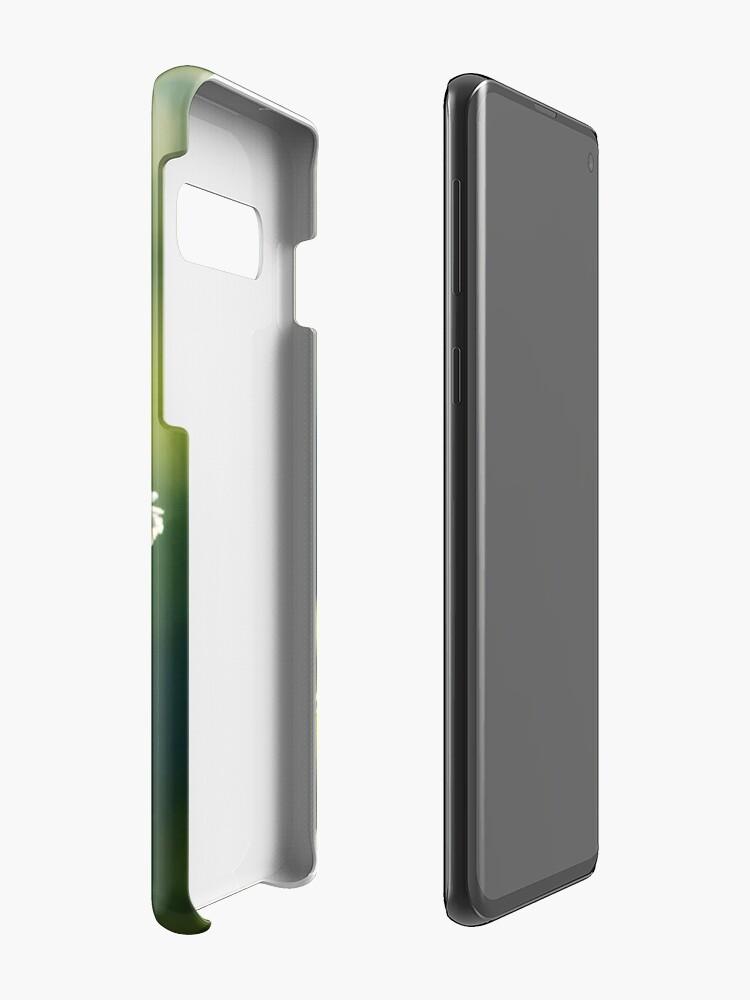 Alternate view of Summer Light Case & Skin for Samsung Galaxy