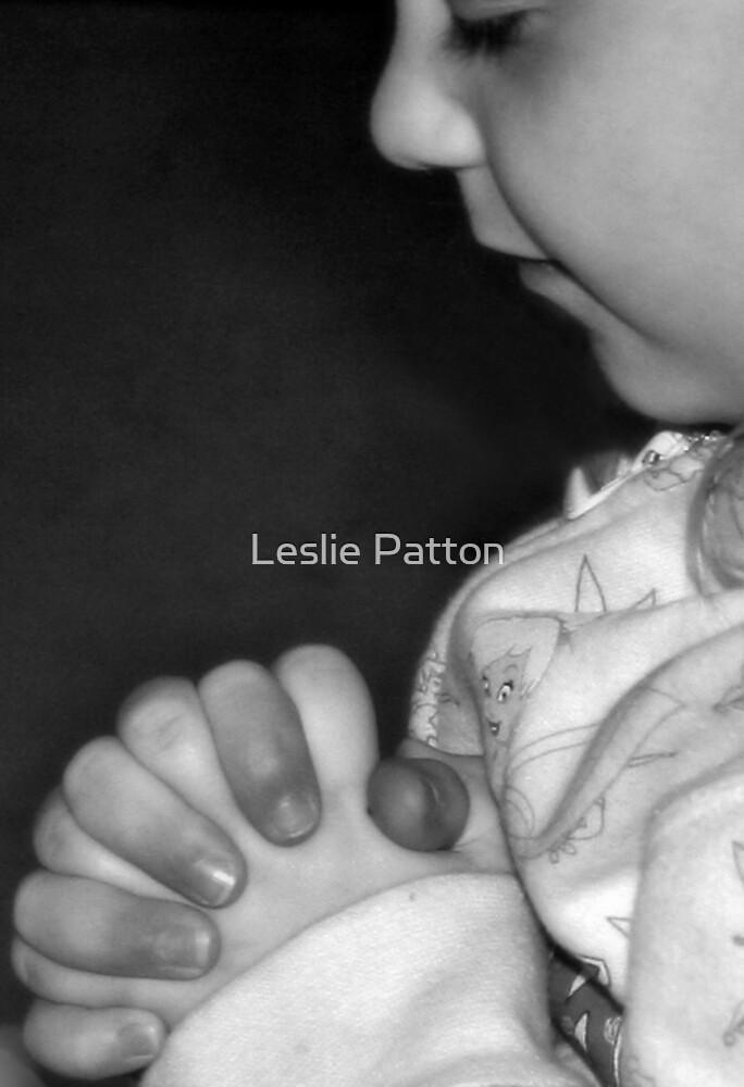 prayers by Leslie Patton