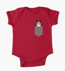 Jordan - Shetland Sheep Dog gifts for sheltie owners and dog people gift ideas perfect dog gifts One Piece - Short Sleeve