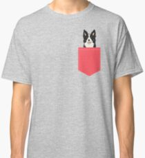 Montana - Border Collie gifts for dog people and dog lovers gifts for the dog person Classic T-Shirt