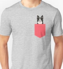 Montana - Border Collie gifts for dog people and dog lovers gifts for the dog person T-Shirt