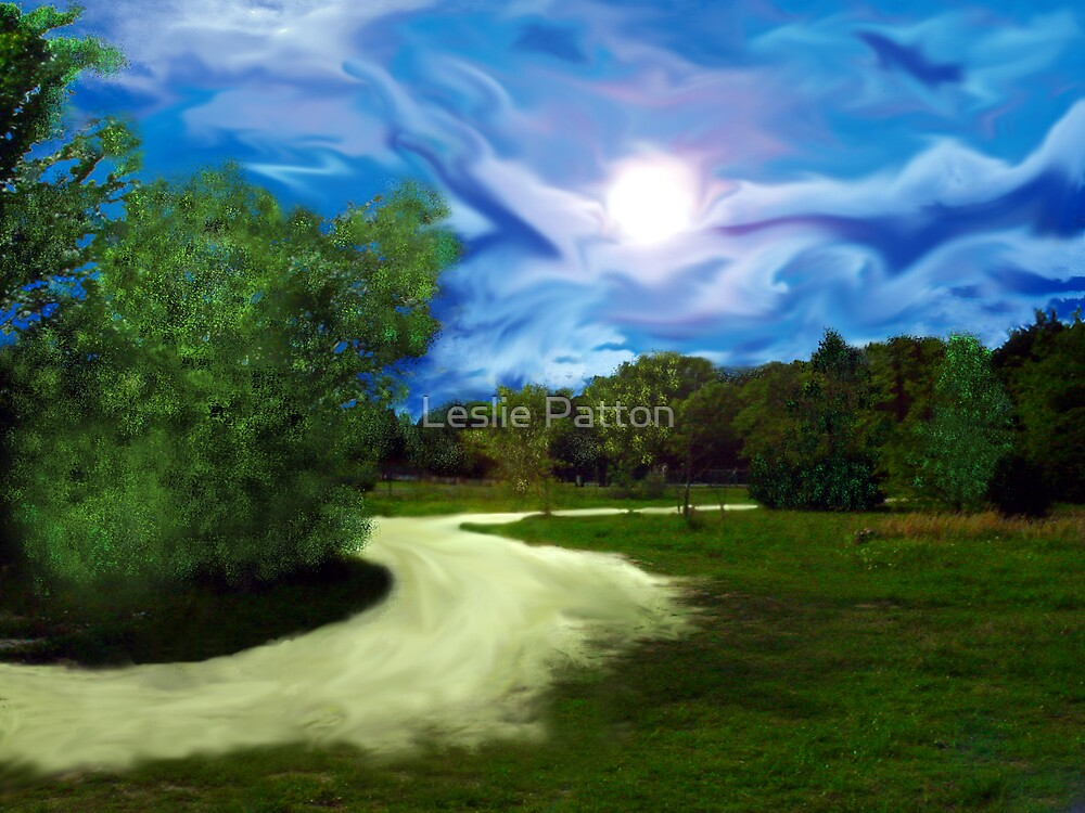 Road To Home by Leslie Patton