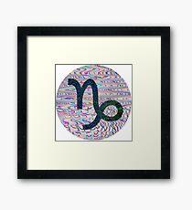 capricorn Framed Print