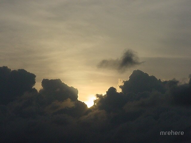 Angry Clouds 2 by mrehere