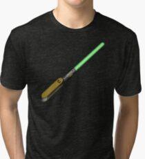 light-swiss-knife1 Tri-blend T-Shirt