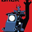 Samurai Jack Season 5 by artkarthik