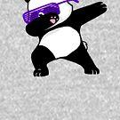 Tupfender Panda von vomaria