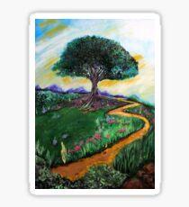 Tree Of Imagination Sticker