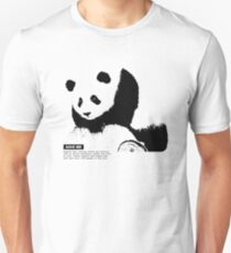 Giant Panda Vulnerable Species Tee Shirt Unisex T-Shirt
