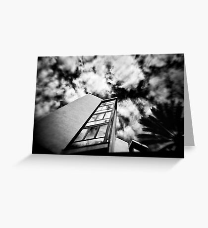 The sky's the limit Greeting Card